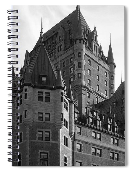 Le Chateau Spiral Notebook