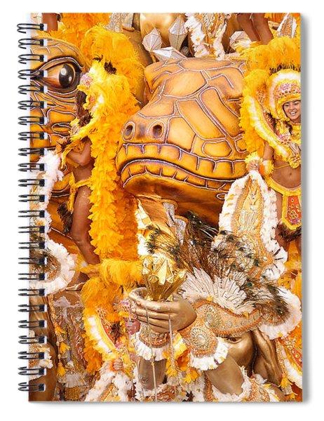 Lets Samba Spiral Notebook