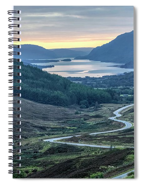 Loch Maree - Scotland Spiral Notebook