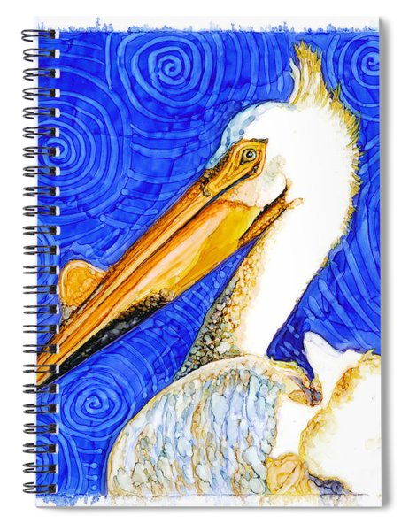 Looking Back Spiral Notebook