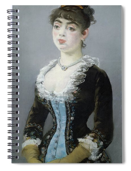 Madame Michel-levy Spiral Notebook
