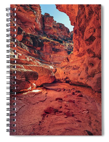 Marble Canyon Spiral Notebook