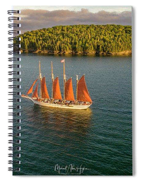 Margaret Todd  Spiral Notebook
