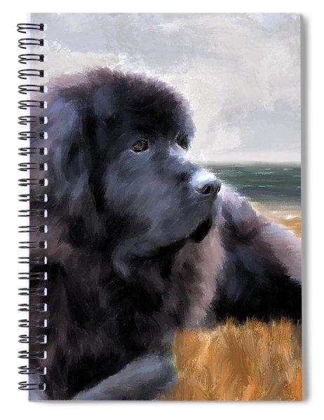 Marlene Spiral Notebook