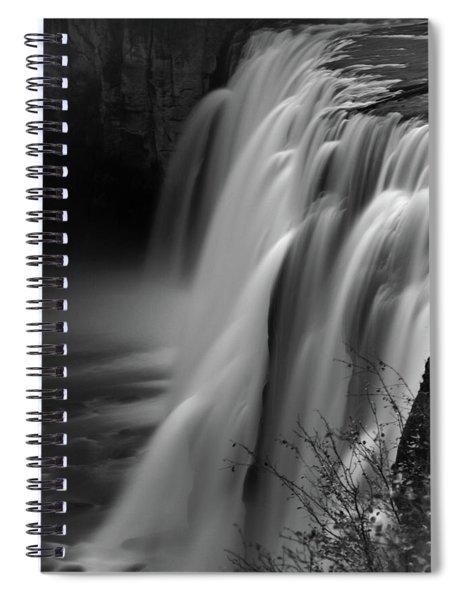 Mesa Falls Spiral Notebook