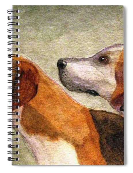 Middleburg Couple Spiral Notebook