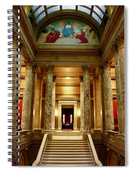 Minnesota Supreme Court Spiral Notebook