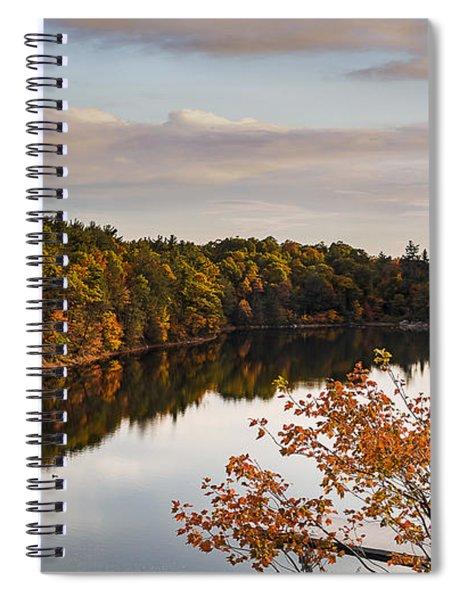 Mohonk Mountain House Lake Spiral Notebook