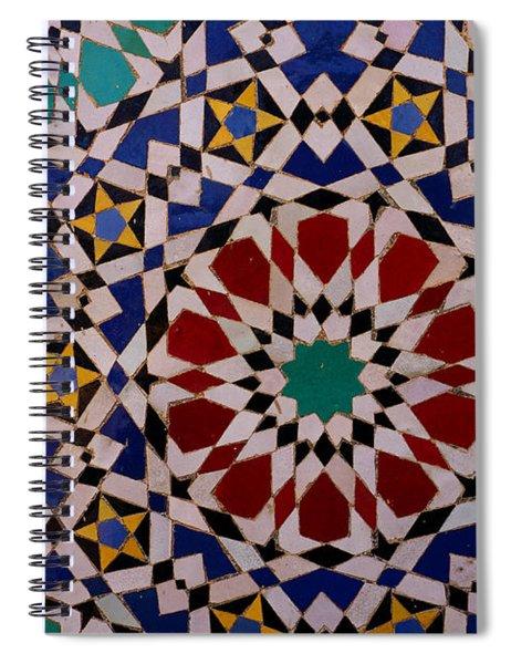 Mosaic Spiral Notebook