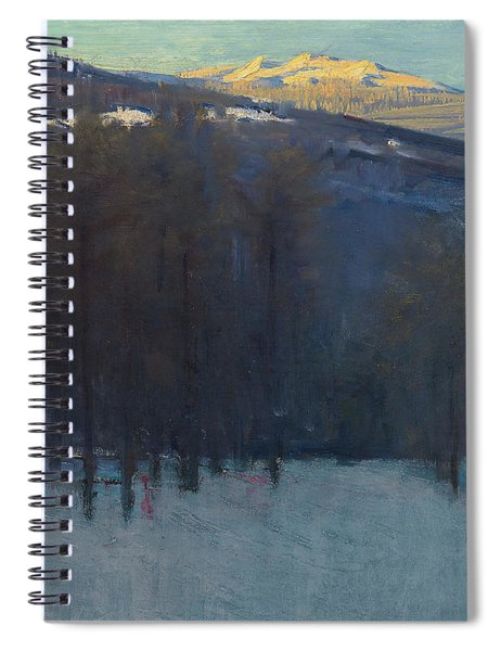 Mount Monadnock Spiral Notebook