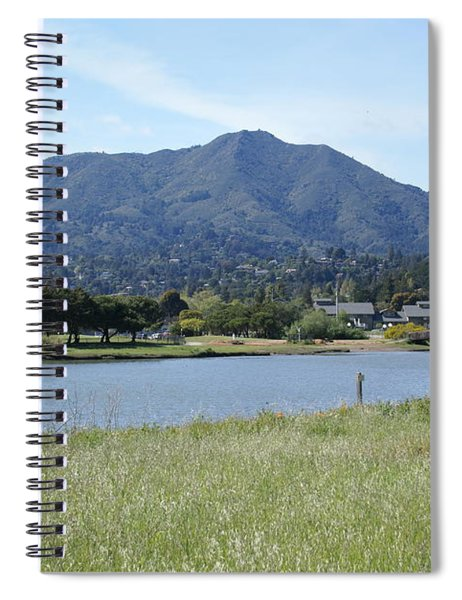 Mount Tamalpais Spiral Notebook