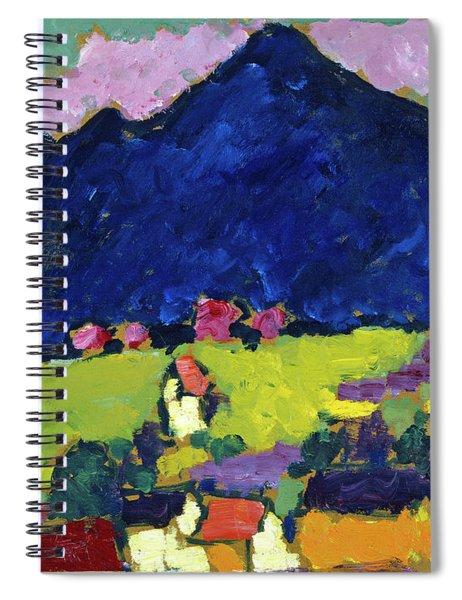 Murnau Spiral Notebook