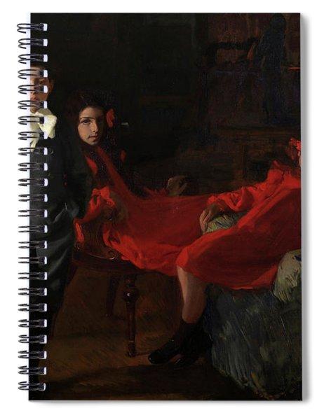 My Children Spiral Notebook
