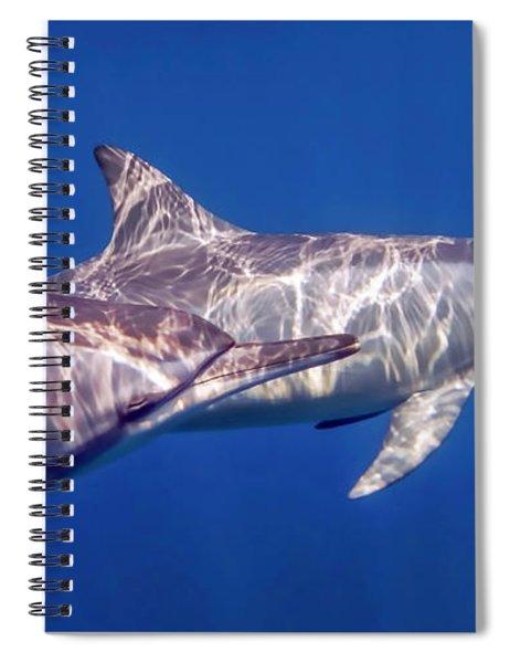 Naia Spiral Notebook