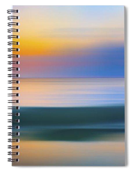 Neptune Step Spiral Notebook