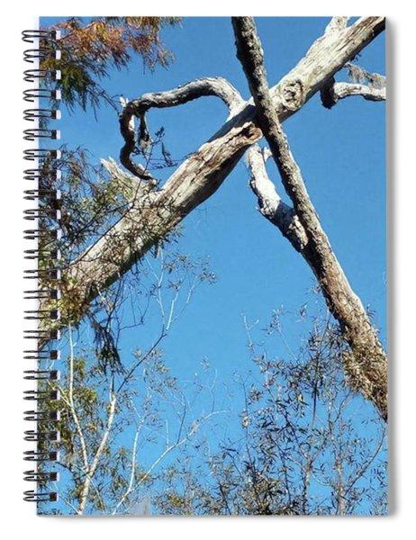 Not An Everyday Sight#naturelovers Spiral Notebook