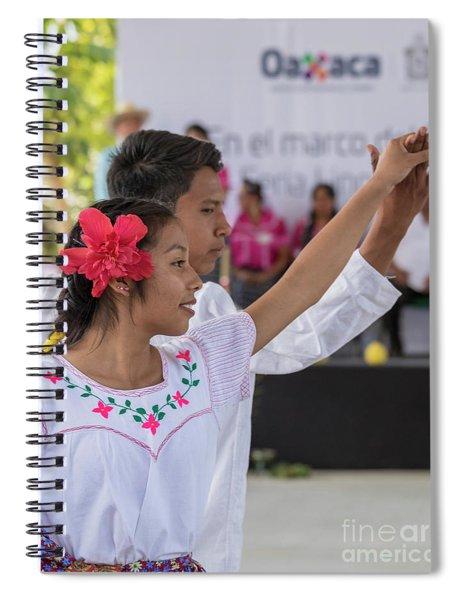 Oaxaca Spiral Notebook