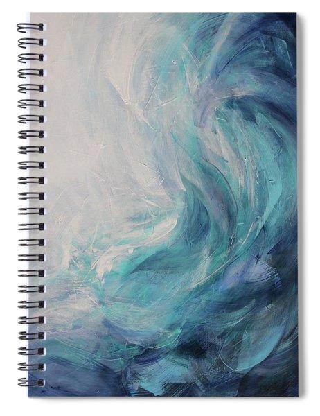 Ocean Song Spiral Notebook