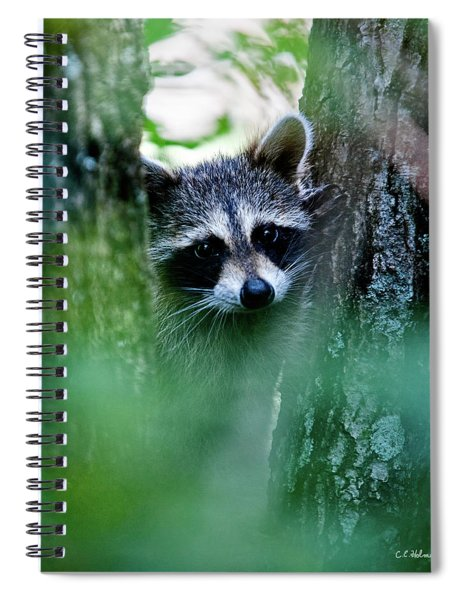 On Watch Spiral Notebook