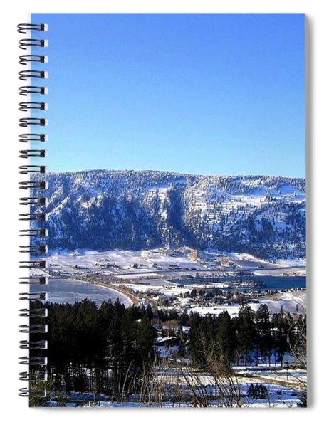Oyama Isthmus Spiral Notebook