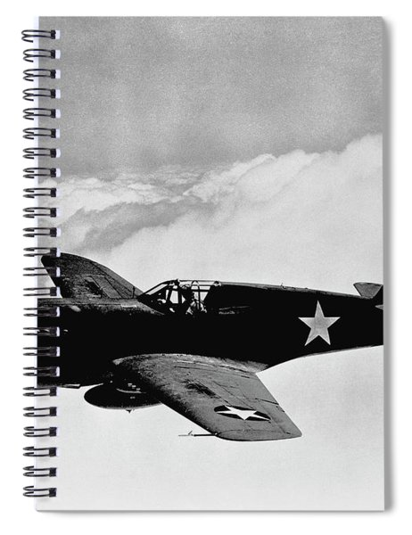 P-40 Warhawk Spiral Notebook