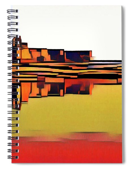 Padre Bay Spiral Notebook