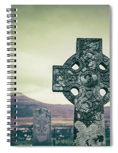 Peace Within Spiral Notebook