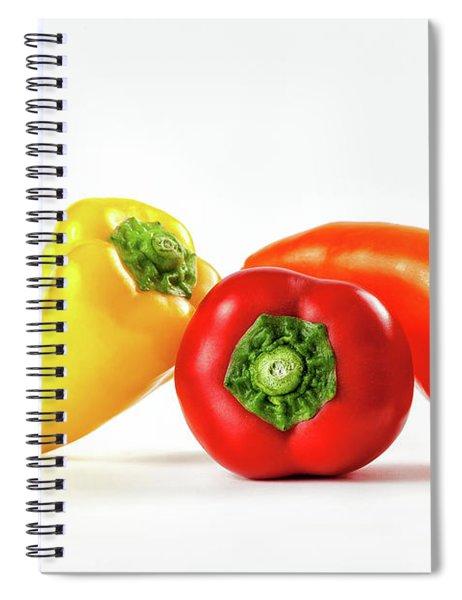 Pepper Spiral Notebook