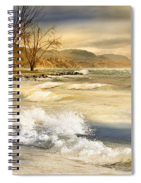 Perfect Storm Spiral Notebook