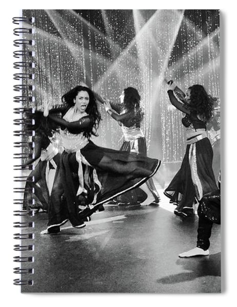 Dance Performance 2 Spiral Notebook