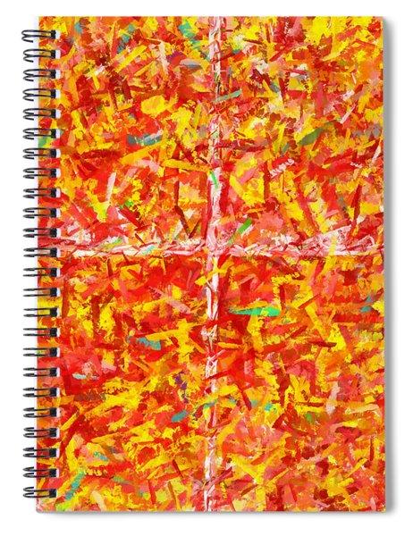 1 Peter 5v5 Spiral Notebook