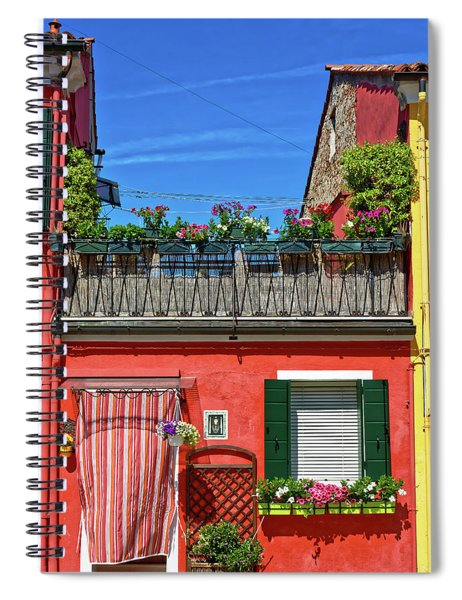 Do Not Forget To Water The Plants Spiral Notebook