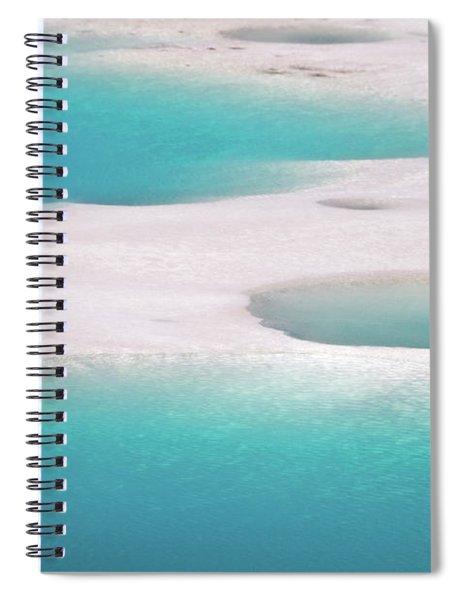 Porcelain Basin Spiral Notebook