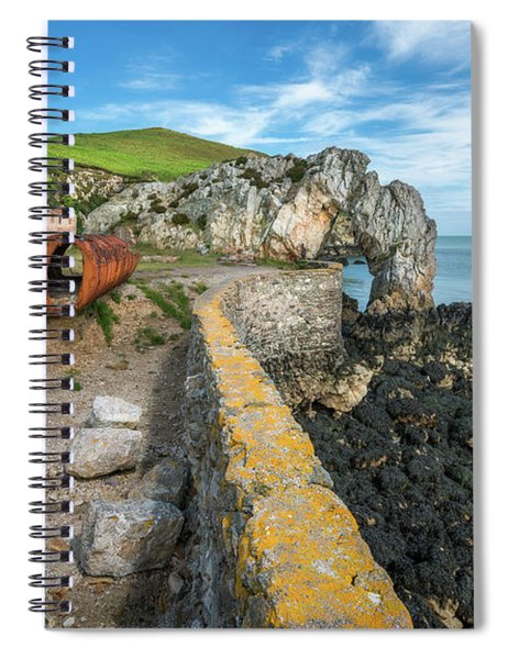 Porth Wen Brickworks Spiral Notebook
