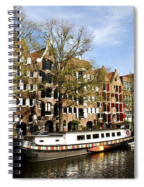 Prinsengracht Spiral Notebook