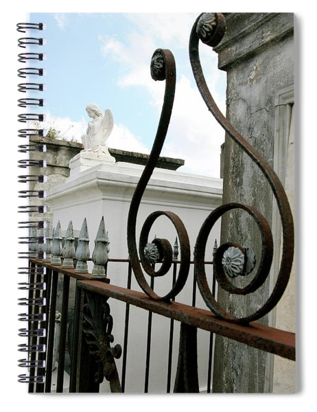 Protection Of The Lost Spiral Notebook