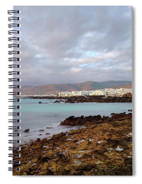 Punta Mujeres - Lanzarote Spiral Notebook