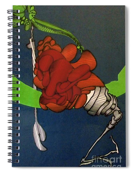 Rfb0114 Spiral Notebook