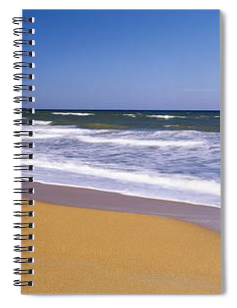 Route A1a, Atlantic Ocean, Flagler Spiral Notebook