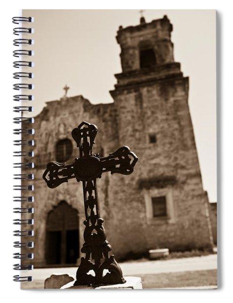 San Antonio Spiral Notebook