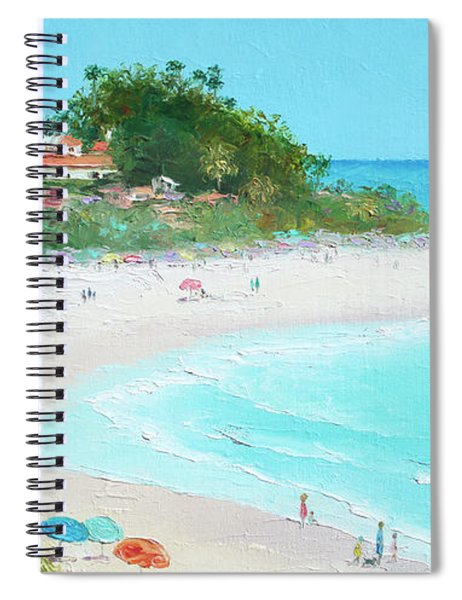 San Clemente Beach California Spiral Notebook