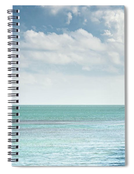 Seven Mile Fishing Spiral Notebook
