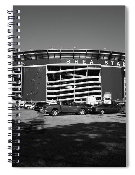 Shea Stadium - New York Mets Spiral Notebook