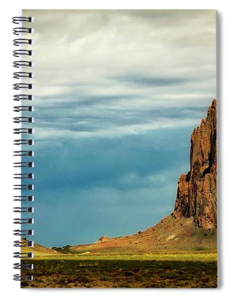 Shiprock, New Mexico Spiral Notebook
