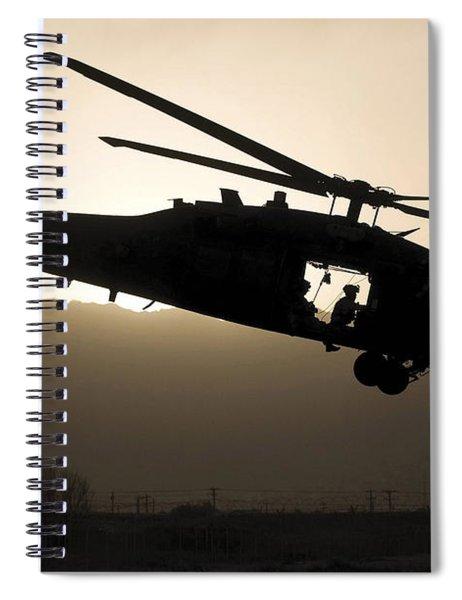 Sikorsky Hh-60 Pave Hawk Spiral Notebook