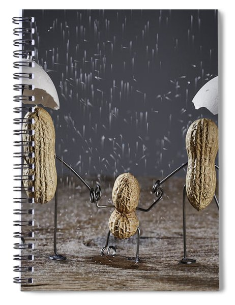 Simple Things - Taking A Walk Spiral Notebook