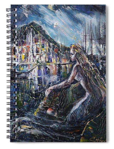 Solitude Spiral Notebook