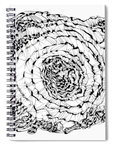 Spiral Timescape 2 Spiral Notebook