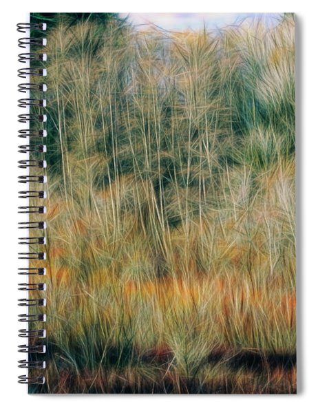 Spring Forest Spiral Notebook