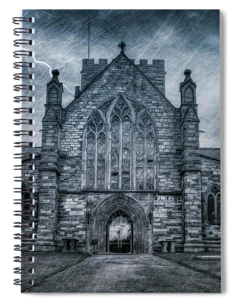 St Asaph Cathedral Spiral Notebook
